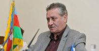 Писатель, член Союза писателей Азербайджана Эльчин Гусейнбейли