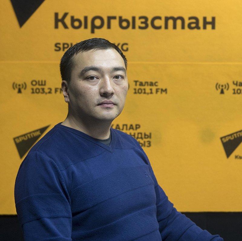 Предприниматель Тилек Токтоналиев, основавший свой бренд на всемирной торговой площадке Амазон