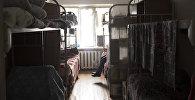 Приют для бездомных людей в Бишкеке. Архивное фото