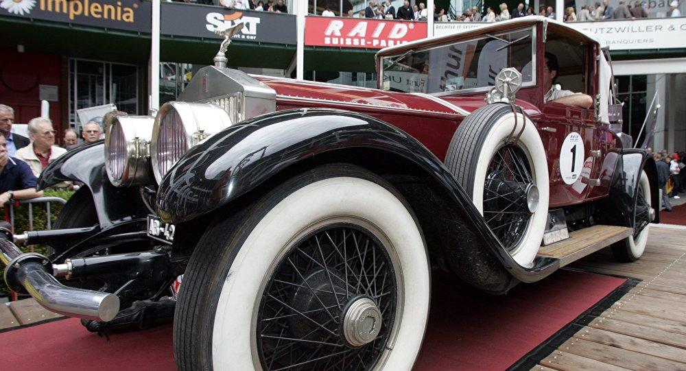 «Rolls-Royce НиколаяII» за278 млн руб. оказался фальшивкой