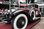 Кабриолет Rolls Royce Silver Ghost. Архивное фото