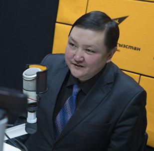 Драматург Кайрат Иманалиев. Архив