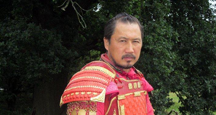 Каскадер, актер и спортсмен Нурбек Болотов