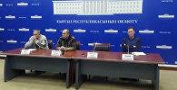 Вторая пресс-конференция по ситуации на ТЭЦ Бишкека — прямой эфир