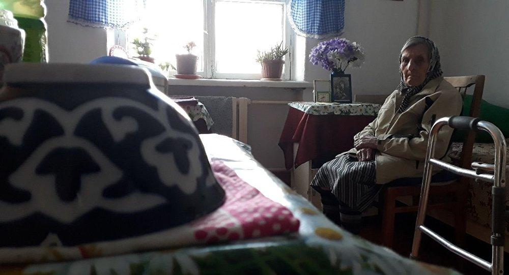 Дом престарелых в городе бишкек площадь дома престарелых