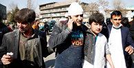 Взрыв в квартале Кабула Вазир-Акбар-Хан