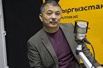 Акын Зайырбек Ажыматов. Архив