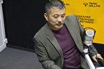 Акын Зайырбек Ажыматов