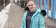 Мать-одиночка, инвалид Анастасия Клименко