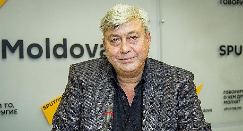 Заместитель Больницы скорой медицинской помощи Кишинева (Молдова) хирург Сергей Штепа