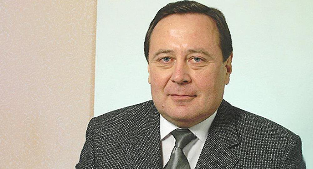Доктор медицинских наук, российский специалист по особо опасным инфекциям Владислав Жемчугов. Архивное фото