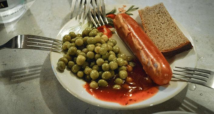 Еда. Архивное фото
