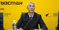 Манас эл аралык аба майданынын Инфраструктуралык өнүгүү дирекциясынын башчысы Абдималик Бусурманкулов