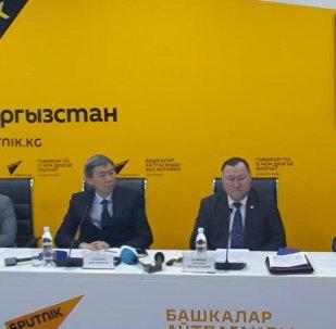 Развитие ипотечной сферы обсудили в МПЦ Sputnik Кыргызстан