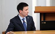 Экс-глава Нацэнергохолдинга Айбек Калиев. Архивное фото
