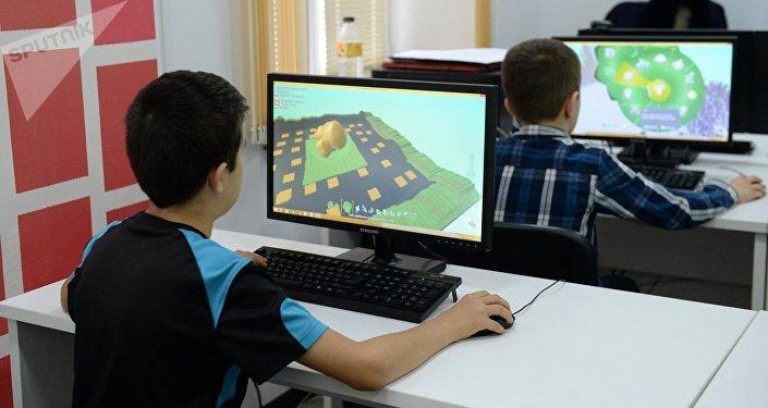 Детский технопарк Кванториум в Грозном