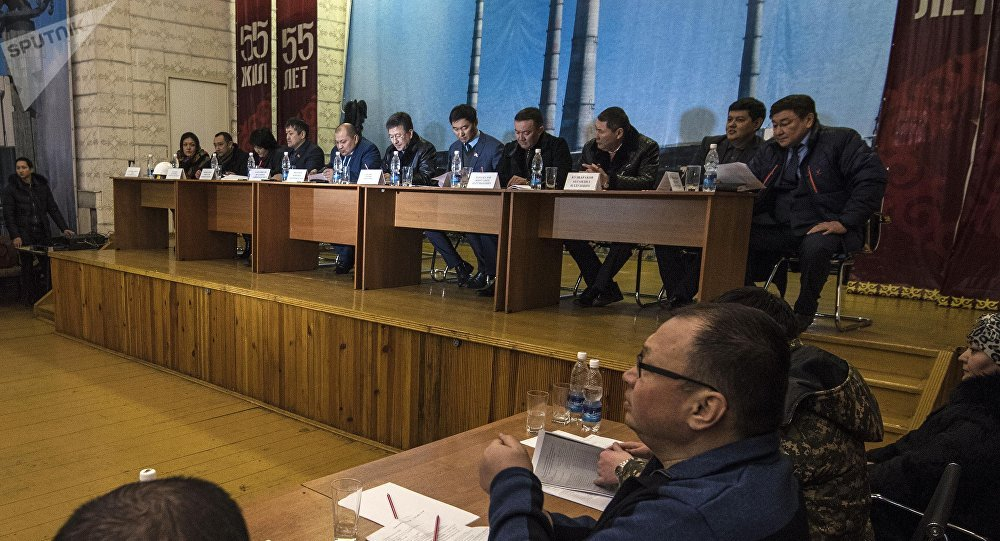 Депутаты Жогорку Кенеша приехали в ТЭЦ