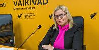 Консультант по отказу от курения медицинской клиники Medicum в Эстонии Анастасия Древс