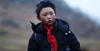 Школьник из Китая, известный как ледяной мальчик (Ice Boy)