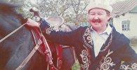 Мастер кожаных дел из Каракола Муктар Мендулатов