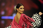 24-ый Международный салон моды фламенко в Испании