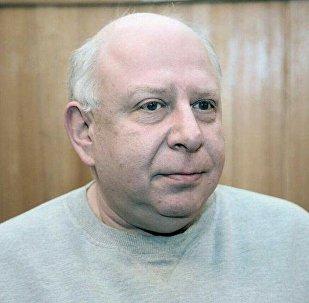 Руководитель Московского политологического клуба Евгений Бень. Архивное фото