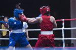Международный турнир по боксу, посвященный памяти Героя Советского Союза Дуйшенкула Шопокова в Бишкеке