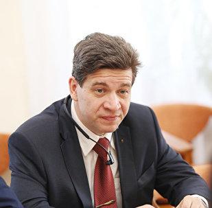 Директор Института Хо Ши Мина Владимир Колотов. Архивное фото