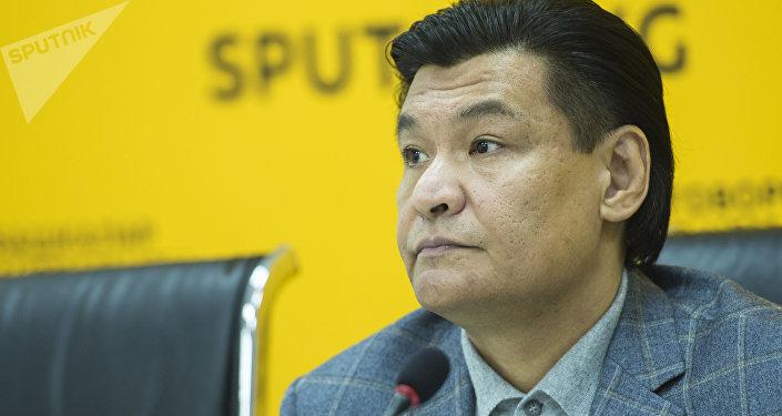 Председатель комитета Торгово-промышленной палаты КР Рахимов Кубат. Архивное фото