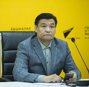 Председатель комитета Торгово-промышленной палаты КР Рахимов Кубат