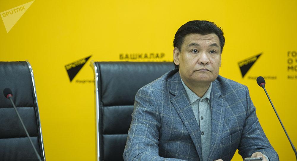 Советник премьер-министра КР Кубат Рахимов