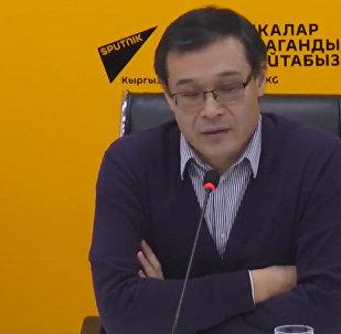 Развитие межгосударственных отношений в ЦА обсудили в Sputnik Кыргызстан