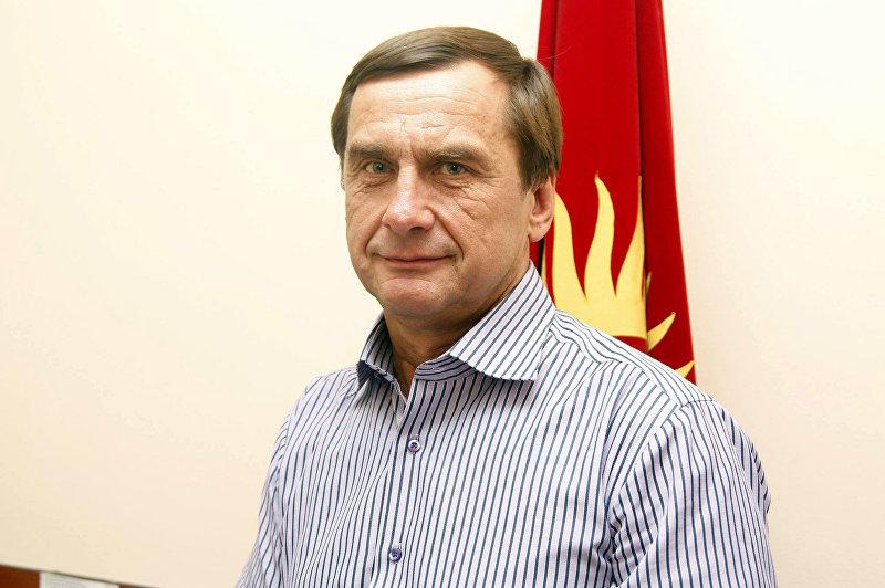 Вице-мэр Бишкека Геннадий Милицкий