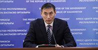 Первый заместитель министра сельского хозяйства Казахстана Арман Евниев. Архивное фото