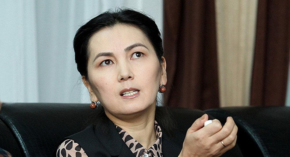 Аида Салянованын архивдик сүрөтү