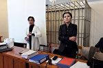 Мурдагы башкы прокурор Аида Салянова. Архив