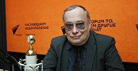 Директор Института прибалтийских исследований, профессор Николай Межевич. Архивное фото
