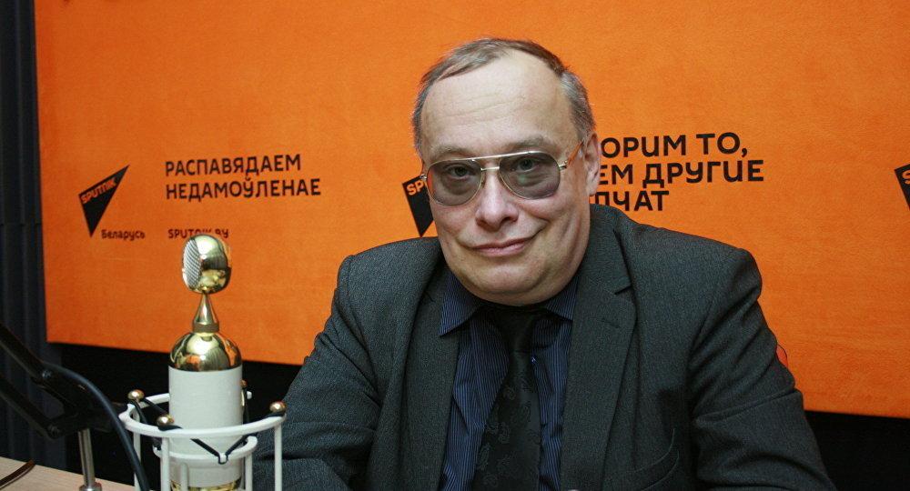 Директор Института прибалтийских исследований, профессор Николай Межевич