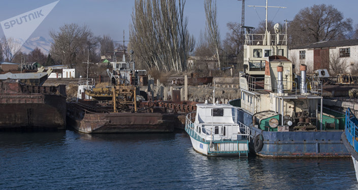 Балыкчинское пароходство