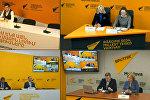 Методы борьбы с раком обсудили в МПЦ Sputnik Кыргызстан