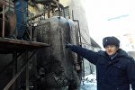 Мамлекеттик экотехинспекциянын инспекторлору Бишкек шаарындагы жеке мончолорду текшерүүгө алды