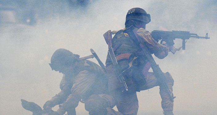 Вооруженные силы КР. Архивное фото