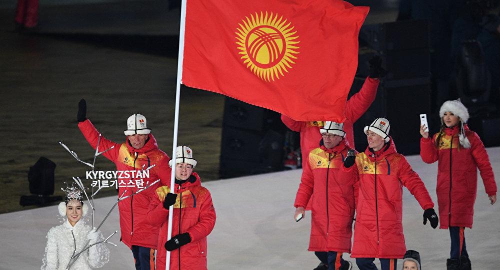 Кыргызский калпак произвел фурор на открытии Олимпиады, зрители восхищены e90dc605cf9