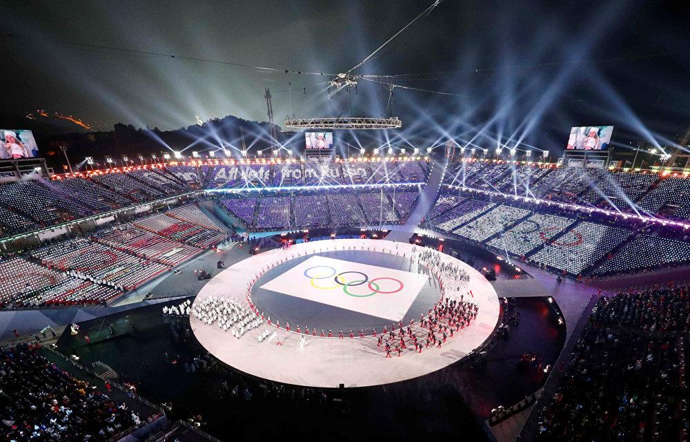 Түштүк Кореянын Пхенчхан шаарында XXIII кышкы Олимпиада оюндарынын ачылышы болду. 95 мамлекеттен келген 2900 спортчу күч сынашат