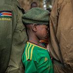 Освобождение детей-солдат в Судане