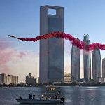 Чемпионата мира по ралли Ред Булл в Абу-Даби