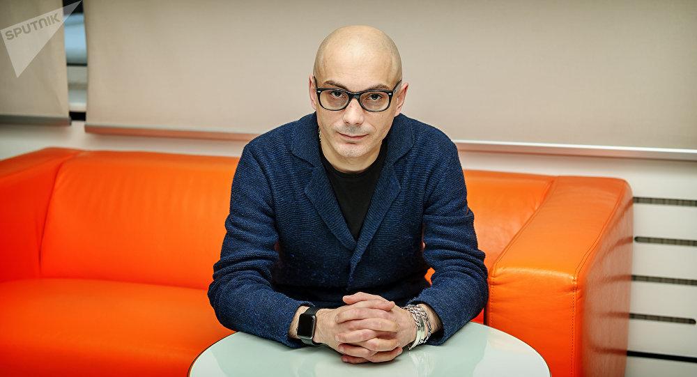 Журналист и писатель Армен Гаспарян. Архивное фото