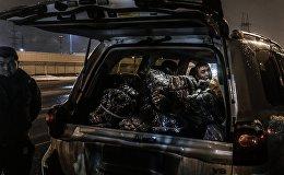 Мигранты в России. Архивное фото