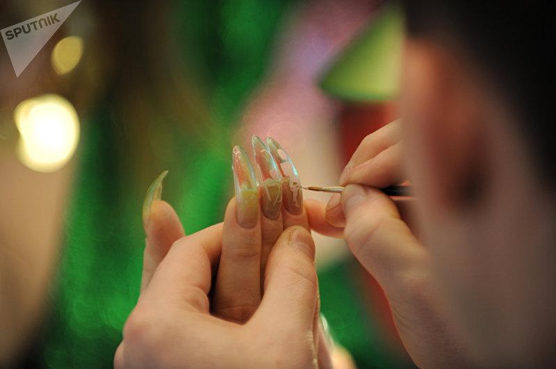 XII открытый чемпионат Москвы по парикмахерскому искусству, декоративной косметике, моделированию и дизайну ногтей