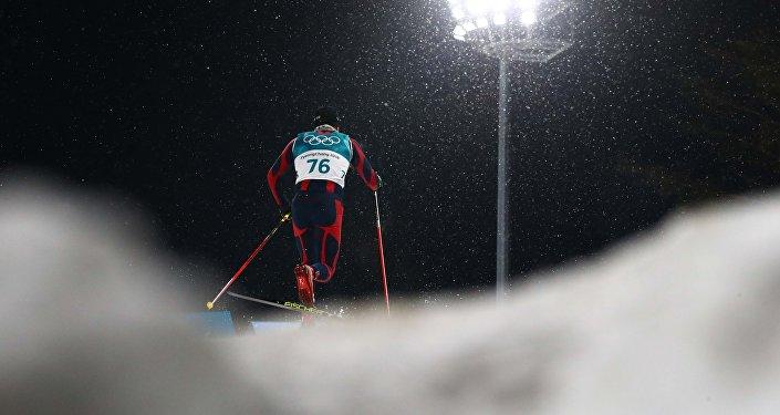 Кыргызстанский лыжник Тариэль Жаркымбаев занял 78-е место из 80 в спринтерской гонке среди мужчин на Олимпийских играх в Пхенчхане (Южная Корея)